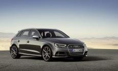 2016 Yeni Audi A3 ve S3 Geliyor