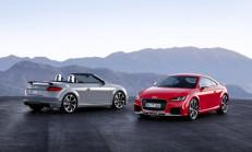 Karşınızda 2016 Yeni Audi TT RS Coupe ve Roadster