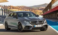 2017 Yeni Kasa Mercedes-AMG E63 4Matic Teknik Özellikleri Açıklandı