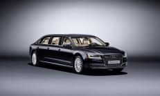 Karşınızda En Uzun Audi: A8L Extended