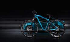 Bu da BMW M2 Coupe'nin Bisiklet Versiyonu