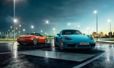 2016 Yeni Porsche 718 Cayman Türkiye Özellikleri Açıklandı