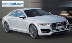 2017 Yeni Kasa Audi A8 Geliyor