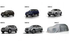 2018 Yeni BMW X7 Desem?