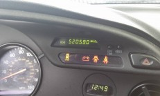 Bu Toyota Supra Orijinal Motoruyla 837,629 Km'de!