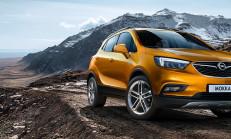 2016 Yeni Opel Mokka X Teknik Özellikleri Açıklandı