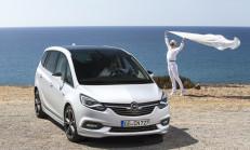 2017 Yeni Opel Zafira Tourer Tanıtıldı