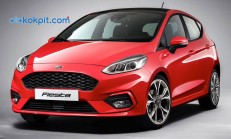 2018 Yeni Kasa Ford Fiesta Özellikleri Açıklandı