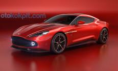 Aston Martin Vanquish Zagato Konsept Tanıtıldı