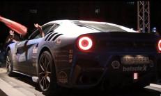 Ferrari F12tdf'i Daha Önce Böyle İzlemediniz!