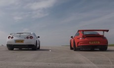 Hangisi Daha Hızlı? Nissan GT-R – Porsche 911 GT3 RS