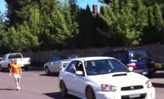 Her Kadın Modifiyeli Subaru Sevmez