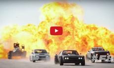 Hızlı ve Öfkeli 8 Setinden Yeni Videolar Geldi