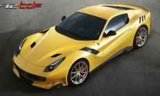 Yeni Ferrari F12tdf Teknik Özellikleri ile Tanıyalım