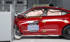 2017 Hyundai Elantra, IIHS Çarpışma Testi Yayınlandı