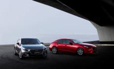 2017 Yeni Mazda 3 Geliyor