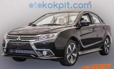 2018 Yeni Kasa Mitsubishi Lancer Fotoğrafları Sızdırıldı