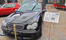 Koç Müzesinden Brabus Mercedes C V8 W203