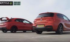 Hangisi Geçer? Honda Civic Type R – BMW M135i