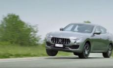 Maserati Levante'nin Ayaklarını Yerden Kesen Testini İzlemelisiniz
