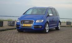 Audi'nin Daha Önce Böyle MPV Modelini Görmediniz?