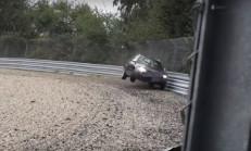 Audi S4 Avant'ın, Nürburgring'deki Bu Kazasını İzlemelisiniz