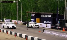 Drag Zamanı: Mercedes CLS63 AMG – С63 AMG – Chrysler 300C Turbo