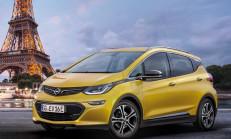 Yeni Kasa Opel Ampera-e Geliyor
