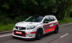 Alın Size 1500 Beygirlik Nissan Qashqai GT-R!