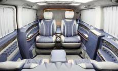 2016 Larte Design, Mercedes-Benz V-Serisi İçin Çalıştı