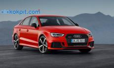2017 Yeni Audi RS3 Sedan Teknik Özellikleri Açıklandı