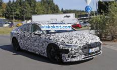 2018 Yeni Kasa Audi S7 Görüntülendi