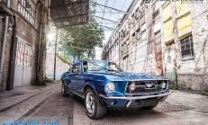 Carlex Design 1967 Ford Mustang Fastback