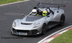 Nürburgring Pistini Birde Lotus 3-Eleven Gözünden Gezin