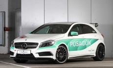 500 Beygirlik Posaidon Tuning Mercedes-AMG A45