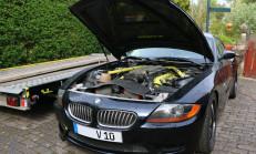 8.3 lt Viper Motorlu Çılgın BMW Z4