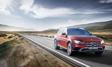2017 Yeni Mercedes E Serisi All-Terrain Tanıtıldı