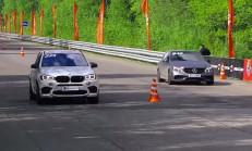 750 Beygirlik BMW X5 M Kök Söktürüyor