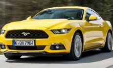 Ford Mustang İçin 10 İleri Şanzıman 2018 Yılında Sunulacak