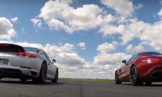 Hangisi Geçer? Mercedes-AMG GT – Porsche 911 Carrera 4S