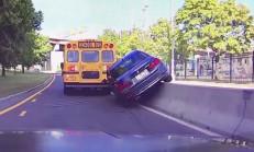 Sabırsız BMW Sürücüsünün Sonu