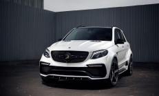 TopCar 2016 Mercedes-AMG GLE 63 Çalışması Yayınlandı