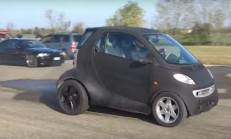 1.9 TDi Motorlu Smart ForTwo, Rakiplerini Dize Getiriyor