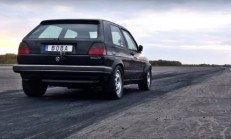 1233 Beygirlik Katil Vw Golf MK2