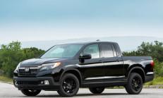 2017 Yeni Honda Ridgeline Pick-Up ile Tanıştınız mı?
