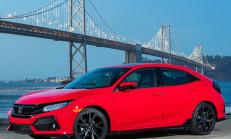 2017 Yeni Kasa Honda Civic Hatchback Özellikleri Açıklandı