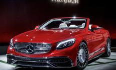 2017 Yeni Mercedes-Benz S650 Cabriolet Maybach Tanıtıldı