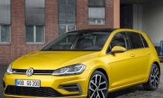 Karşınızda Makyajlı 2017 Yeni Volkswagen Golf 7