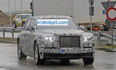 2018 Yeni Kasa Rolls-Royce Phantom Görüntülendi