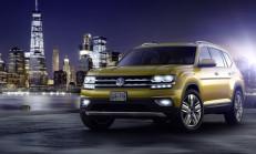 2018 Yeni Volkswagen Atlas Teknik Özellikleri Açıklandı